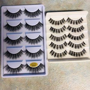 Other - False eyelashes 10 pairs in 2 packs
